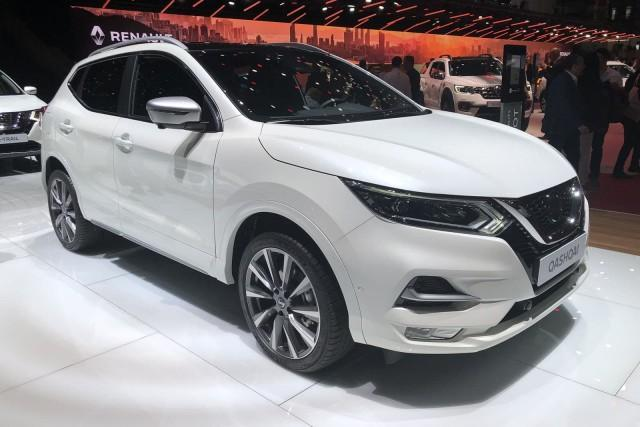 Nissan Qashqai - 1.3 DIG-T DCT 117kW Tekna+ Dynamic - Pearl-White 1-3Wo.