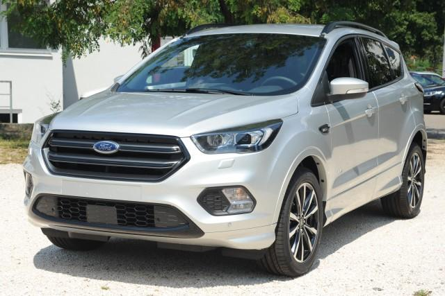 Ford Kuga - 1.5 EcoBoost 110kW 2x4 ST-Line - Silber Xenon