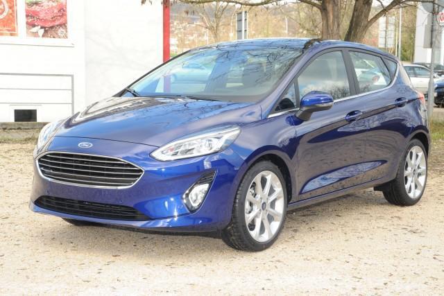 Ford Fiesta - 5tg. 1.1 63kW Trend