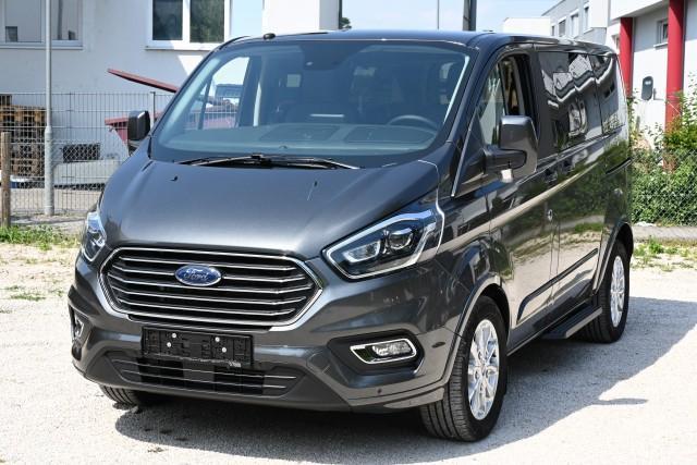 Ford Tourneo - CUSTOM 320 L1 BUS 2.0 TDCi 136kW Titanium X