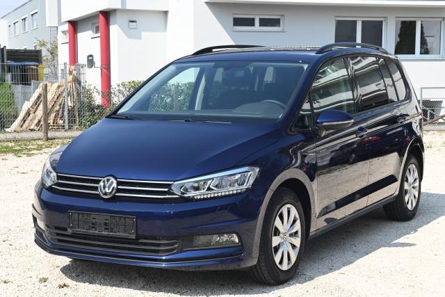 Volkswagen Touran - 1.5 TSI 7DSG 110kW Marathon Edition - Atlanticblau