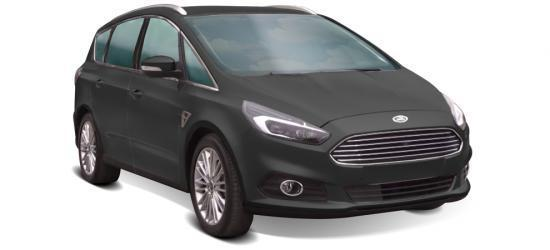 Ford S-MAX - 1.5 EcoBoost 121kW Titanium - Magnetic Grau die letzten