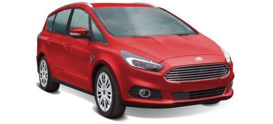 Ford S-MAX - 1.5 EcoBoost 121kW Trend - Ruby Red die letzten Benziner