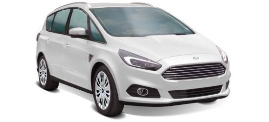 Ford S-MAX - 1.5 EcoBoost 121kW Trend - Weiß die letzten Benziner!