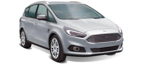 Ford S-MAX - 1.5 EcoBoost 121kW Trend - Silber die letzten Benziner!