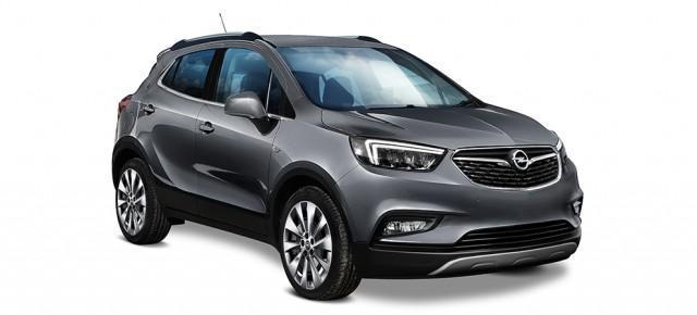 Opel Mokka - X 1.4 Turbo 103kW Innovation - Lichtgrau