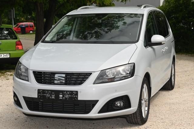 Seat Alhambra - 2.0 TDI SCR 110kW Xcellence Siete - WhiteSilver in 2-3
