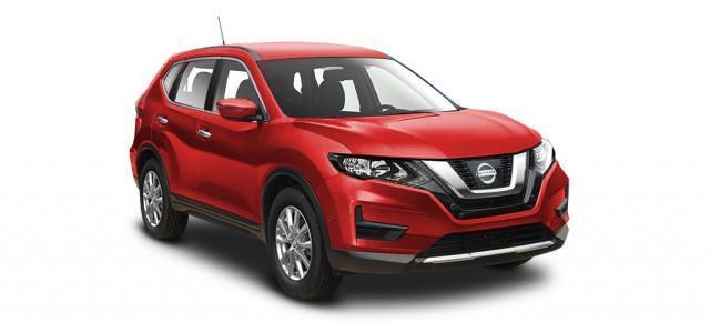 Nissan X-Trail - 1.7 dCi 110kW Visia