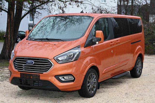 Ford Tourneo - CUSTOM 320 L2 BUS 2.0 TDCi 136kW Autom. Titanium X