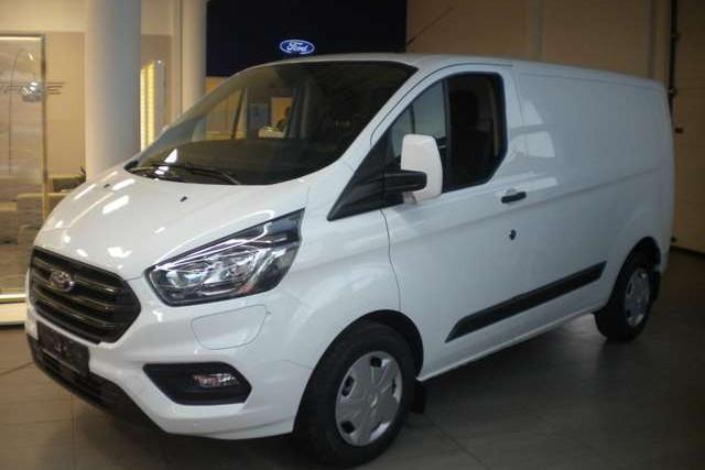 Vorlauffahrzeug Ford Transit Custom - Kasten LKW L1 320 TDCi 96kW Trend - Weiß 2-3 Wo