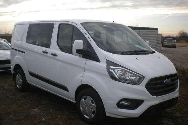 Bestellfahrzeug, konfigurierbar Ford Transit Custom - Doppelkabine LKW L1 320 TDCi 125kW Autom. Trend