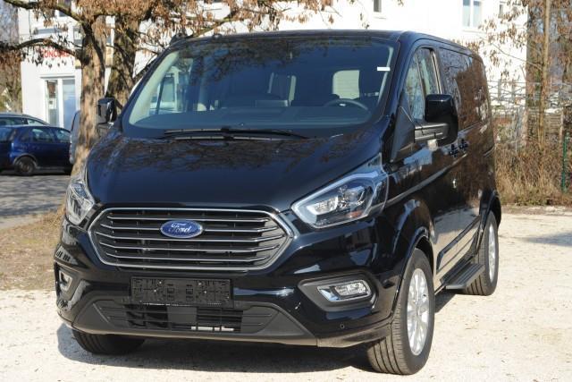 Ford Tourneo - CUSTOM 320 L2 BUS 2.0 TDCi 136kW Titanium