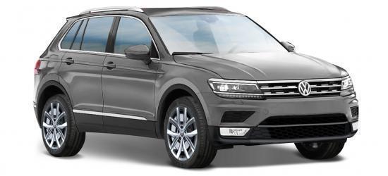 Volkswagen Tiguan - 2.0 TSI 4MOTION 7DSG 140kW Edition Highline Tungstensilbe