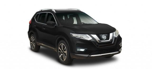 Vorlauffahrzeug Nissan X-Trail - 1.7 dCi Xtronic 110kW Tekna - Black Met./TAN-Leder 5-Sit