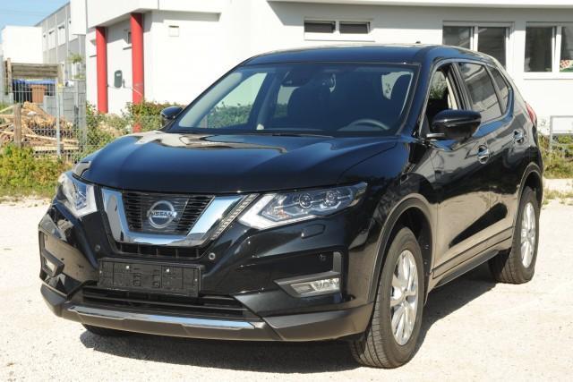 Vorlauffahrzeug Nissan X-Trail - 1.7 dCi Xtronic 110kW Acenta - Black Metallic