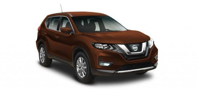 Nissan X-Trail - 1.3 DIG-T DCT 117kW Acenta - Imperial Amber Met.