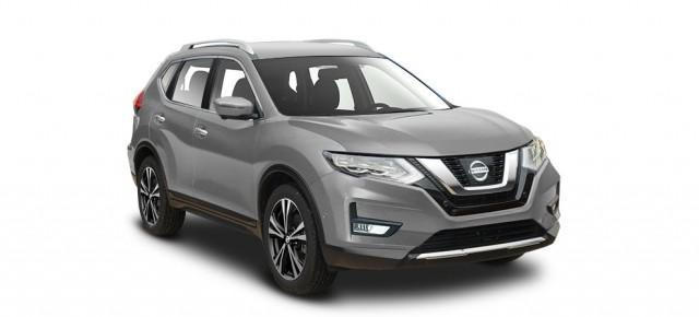 Nissan X-Trail - 1.3 DIG-T DCT 117kW N-Connecta - Silber Met.