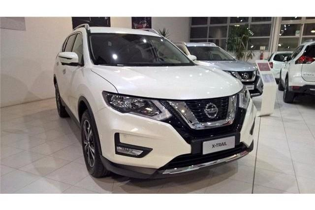 Nissan X-Trail - 1.3 DIG-T DCT 117kW N-Connecta - Moon White
