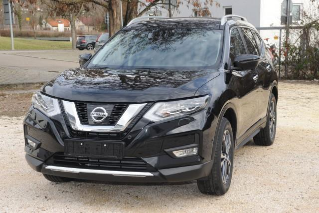 Nissan X-Trail - 1.7 dCi Xtronic 110kW N-Connecta - Black Met.