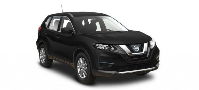 Nissan X-Trail - 1.7 dCi 110kW Visia - Black Met.
