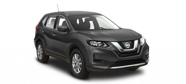 Nissan X-Trail - 1.7 dCi 110kW Visia - Dark Grey Met.