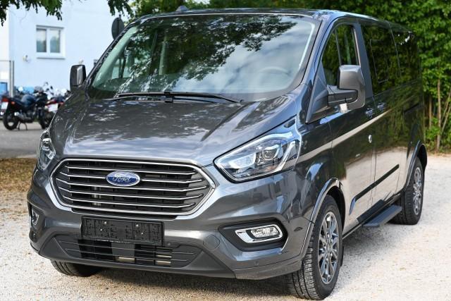 Ford Tourneo - CUSTOM 320 L2 BUS 2.0 TDCi 136kW Mild-Hybrid Titanium X