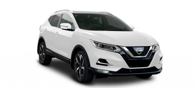 Vorlauffahrzeug Nissan Qashqai - 1.3 DIG-T DCT 116kW Tekna MY21 - Weiß FEB/MAR 2021