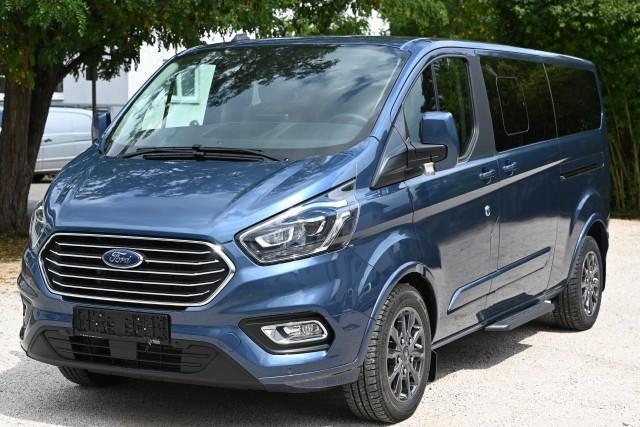 Lagerfahrzeug Ford Tourneo - CUSTOM 320 L2 BUS 2.0 TDCi 136kW Mild-Hybrid Titanium X