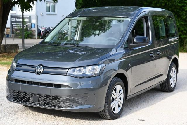 Bestellfahrzeug, konfigurierbar Volkswagen Caddy - 1.5 TSI 84kW - Indiumgrau MAR/APR 2022 neues Mod