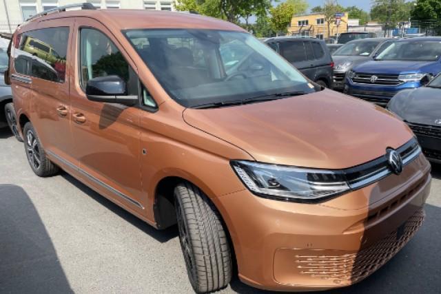 Bestellfahrzeug, konfigurierbar Volkswagen Caddy - 1.5 TSI 84kW - Copper Bronze MAR/APR 2022 neues