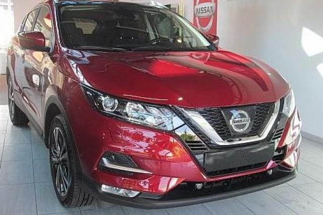 Nissan Qashqai - 1.75 dCi ALL-MODE 4x4i 110kW N-Connecta