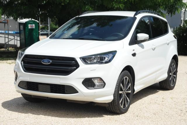 Ford Kuga - 1.5 EcoBoost 110kW 2x4 ST-Line - Weiß Xenon