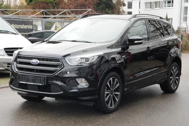 Ford Kuga - 1.5 EcoBoost 110kW 2x4 ST-Line - Pyritsilber Xenon+Pano+A