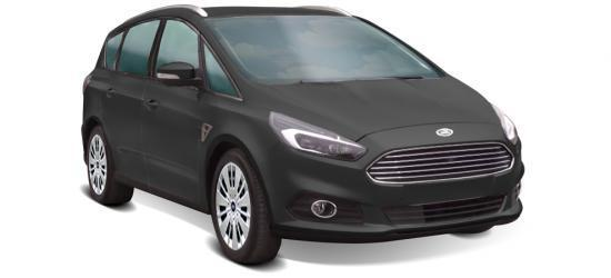 Ford S-MAX - 2.0 TDCi 140kW 8-Gg.-Aut. 4x4 ST-LINE TOP Edition