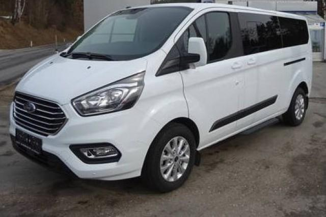 Ford Tourneo Custom - 320 L2 SHUTTLE-BUS 2.0 TDCi 96kW Titanium