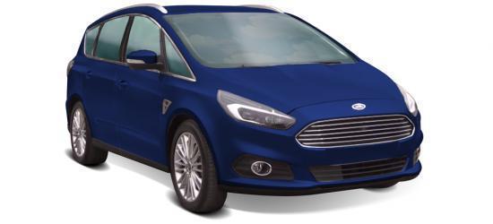 Bestellfahrzeug, konfigurierbar Ford S-MAX - 2.0 TDCi 140kW 8-Gg.-Aut. 4x4 Titanium