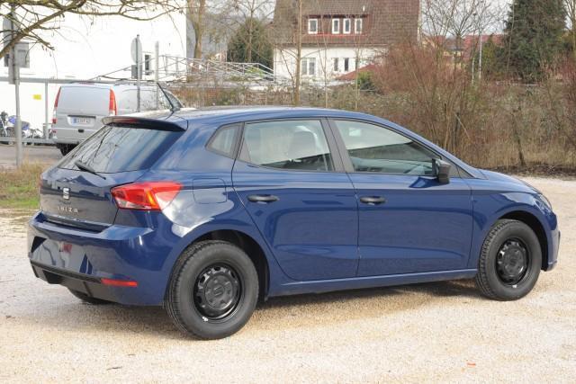SEAT Ibiza 1.0 59kW Reference Limited