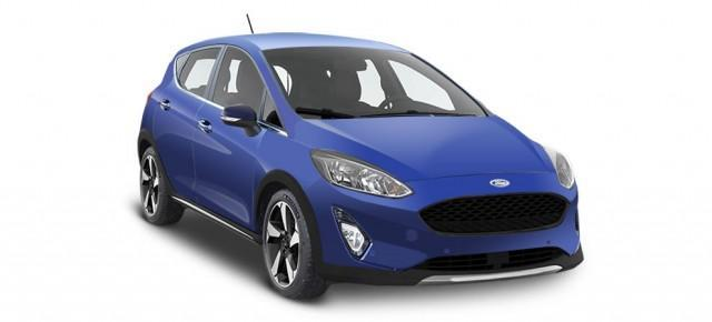 Ford Fiesta - 5tg. 1.0 Eco 92kW S/S Euro 6d-TEMP Active