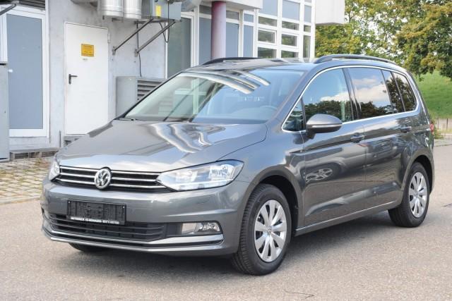 Volkswagen Touran - 1.5 TSI OPF ACT 7DSG 110kW Comfortline Indiumgrau 7-Sitze