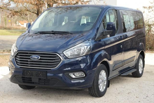 Ford Tourneo Custom - 320 L1 BUS 2.0 TDCi 96kW Trend - Pyritsilber 3