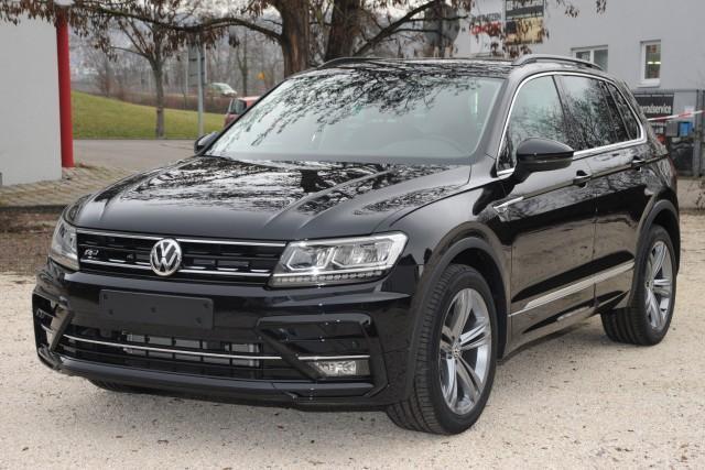 Volkswagen Tiguan - 1.5 TSI OPF ACT 96kW R-Line Comfort