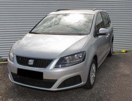 Seat Alhambra - 2.0 TDI SCR 110kW Reference