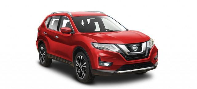 Nissan X-Trail - 1.7 dCi 4x4i Xtronic 110kW N-Connecta