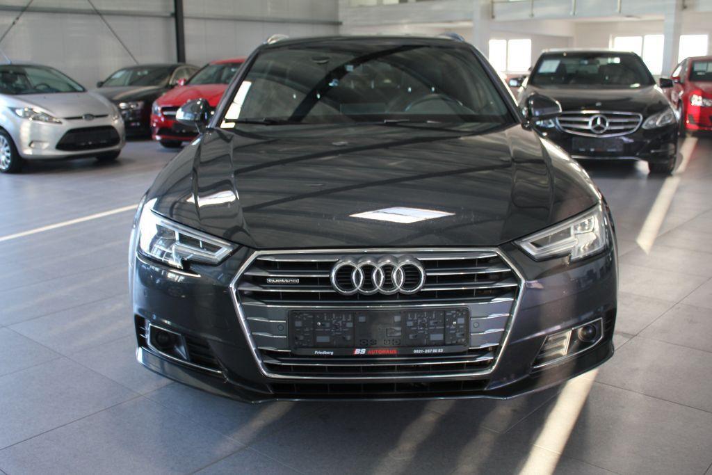 Audi A4 Avant 20 Tdi S Tronic Quattro Line Günstig Online Kaufen