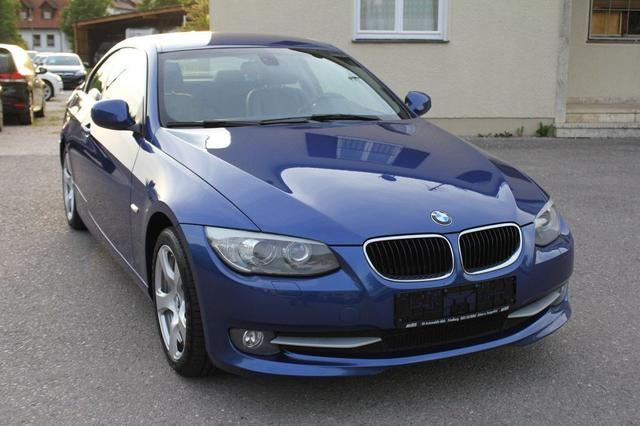 BMW 3er - 320d Coupe