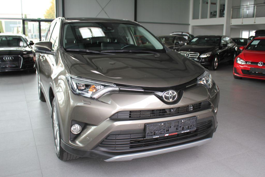 toyota rav4 2 0 d 4d 4x2 start stop executive g nstig. Black Bedroom Furniture Sets. Home Design Ideas