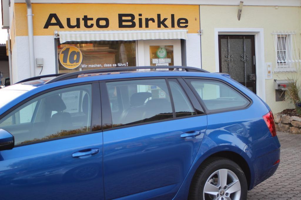 Skoda Octavia Combi Kombi Facelift 2019 new EU-Neuwagen XXL-Rabatt autlet24.de