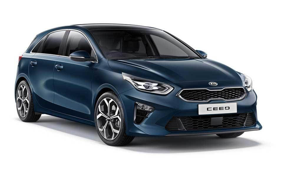kia ceed 5 t rer exclusive 1 4 t gdi gpf 6 gang. Black Bedroom Furniture Sets. Home Design Ideas