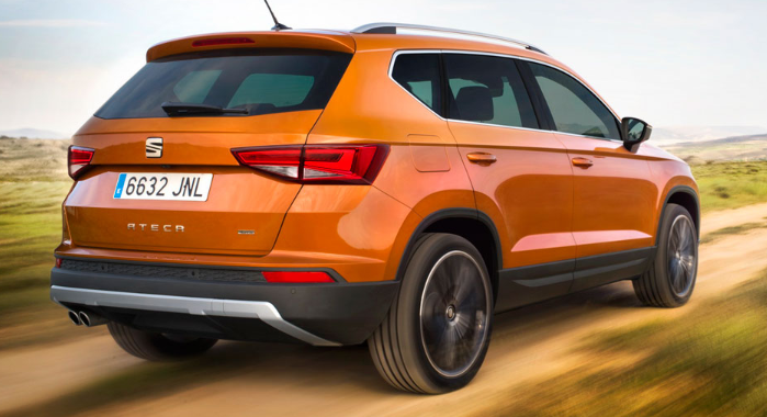 seat ateca c xcellence 1 6 tdi 85kw 6 gang. Black Bedroom Furniture Sets. Home Design Ideas