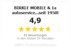 mobile.de Bewertungen